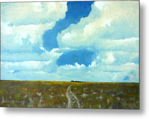 Bonny Ranch Metal Print