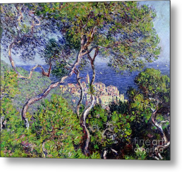 Bordighera Metal Print