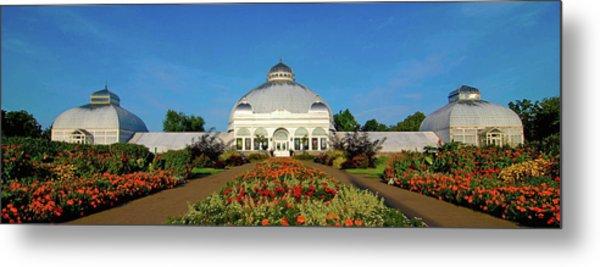 Botanical Gardens 12636 Metal Print