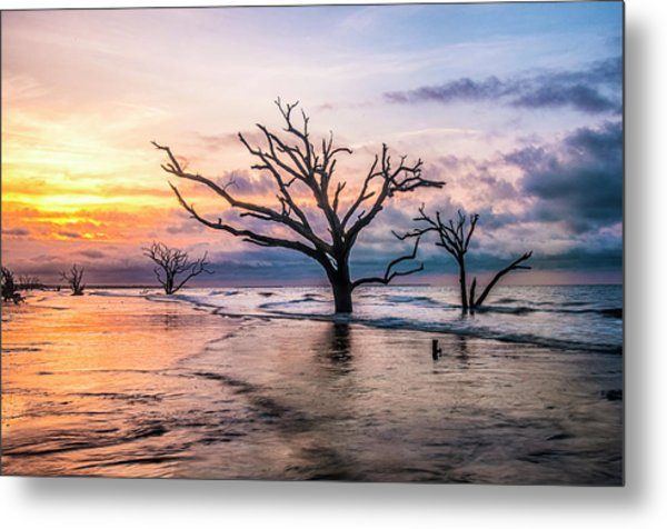 Botany Bay Dawn Metal Print
