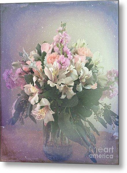 Bouquet Of Love Metal Print