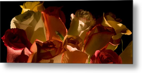 Bouquet Of Shadows Metal Print