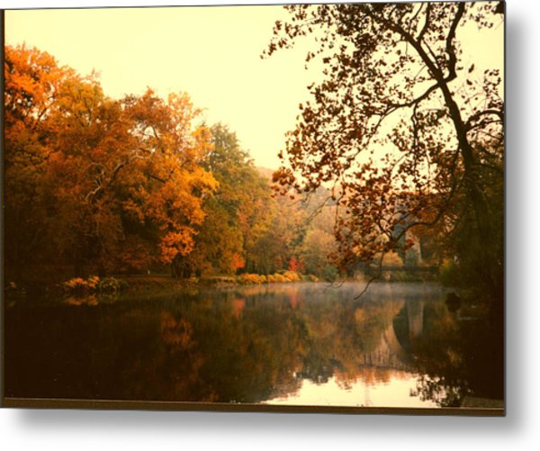 Brandywine Sunset Metal Print