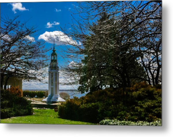 Bray's Point Lighthouse Metal Print