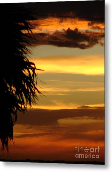 Breaking Dawn Metal Print