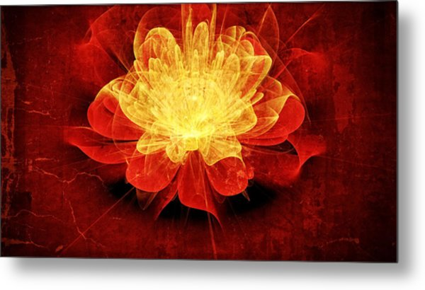 Breaking Free Metal Print