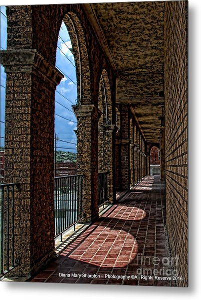 Breezway On The Baker Metal Print