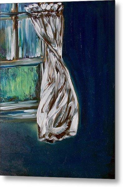 Breezy Dancer Metal Print by Sheila Tajima