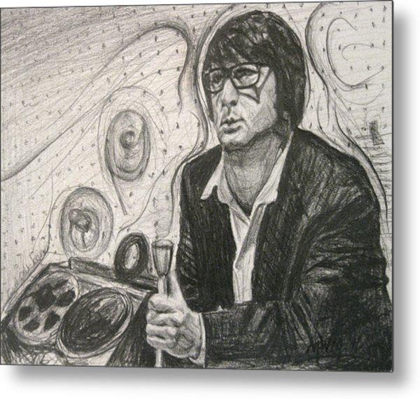 Brian Wilson 1 Metal Print
