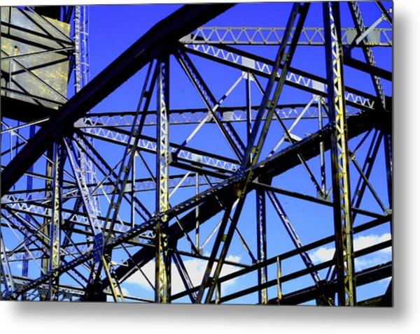 Bridge  Frame -  Ver. 1 Metal Print
