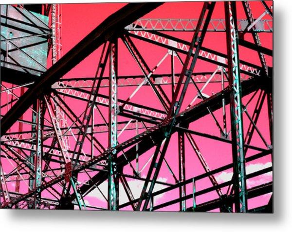 Bridge  Frame -  Ver. 10 Metal Print
