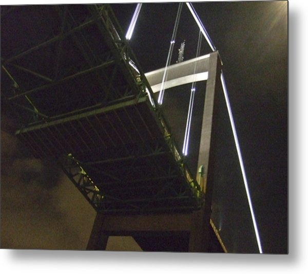 Bridge No 2 Metal Print by Dan Andersson