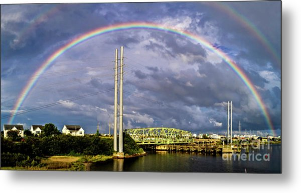 Bridge Of Hope Metal Print