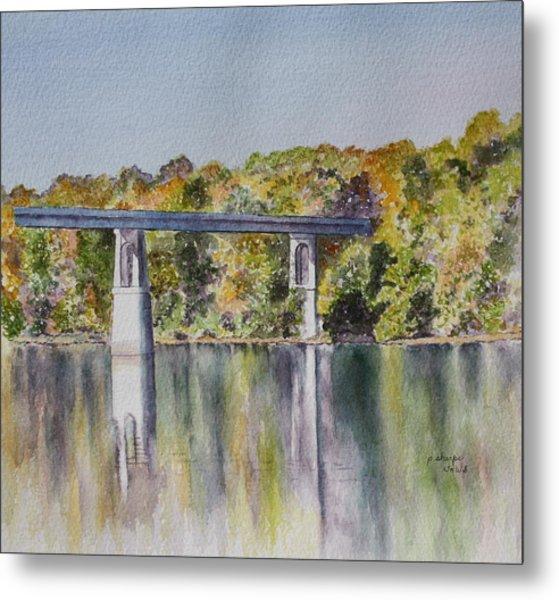 Bridge Over The Cumberland Metal Print