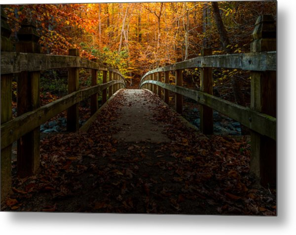 Bridge To Enlightenment Metal Print