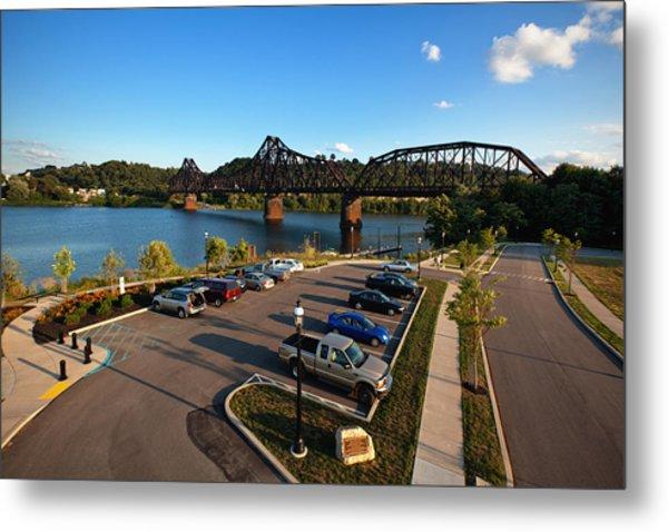 Bridgewater Crossing  Metal Print