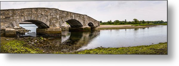Bridging Time Metal Print