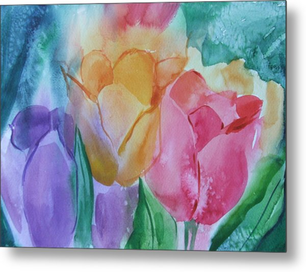 Bright And Pretty Metal Print by Dianna Willman