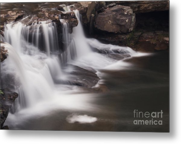 Brush Creek Falls Metal Print