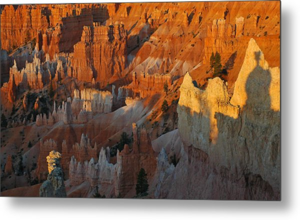Bryce Canyon Morning Metal Print