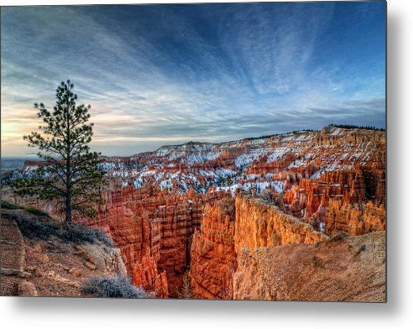Bryce Canyon Sunrise Metal Print