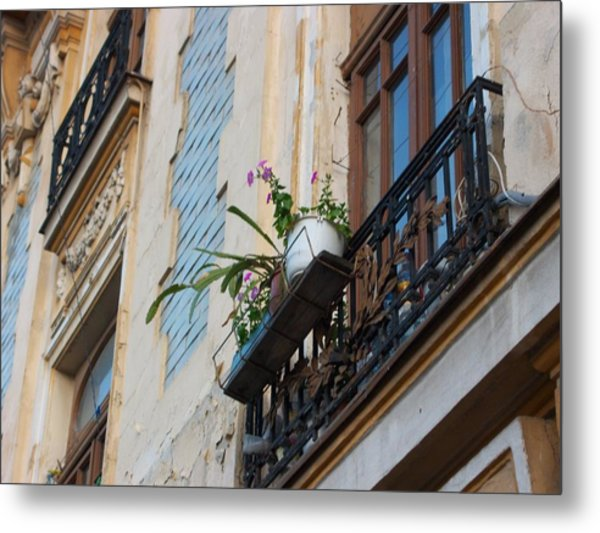 Bucharest 1 Metal Print