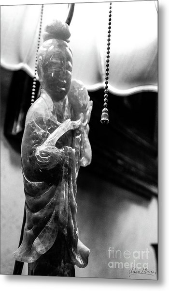 Buddha's Light Metal Print
