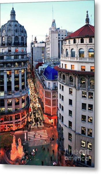 Buenos Aires Street I Metal Print