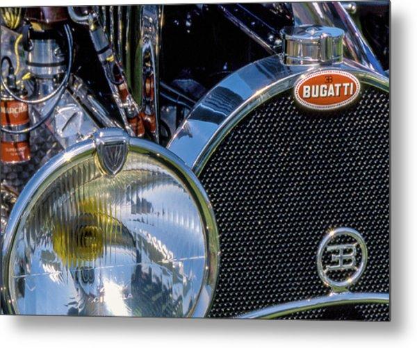 Bugatti Metal Print