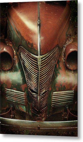 Bugsy Metal Print