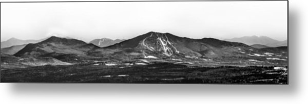 Burke And Cannon Wide Panoramic Metal Print