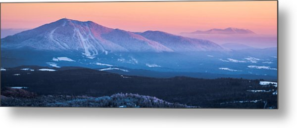 Burke To Moosilauke Metal Print