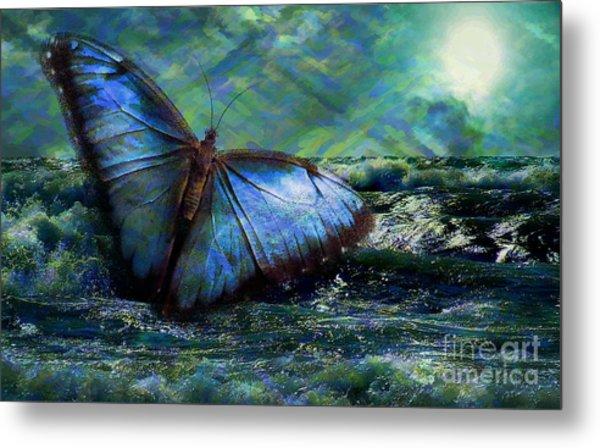 Butterfly Dreams 2015 Metal Print