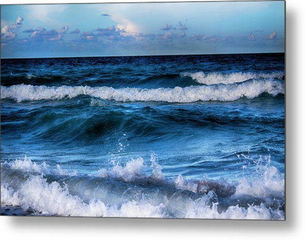 By The Sea Series 03 Metal Print