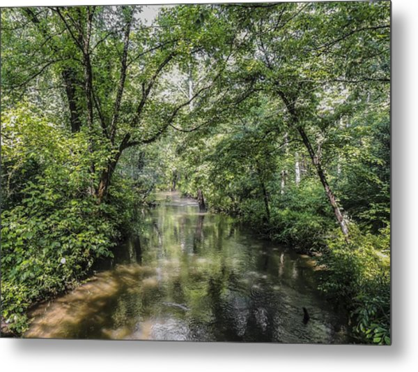 Cades Creek Metal Print