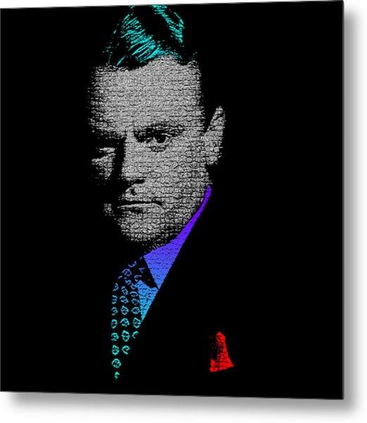 Cagney 1 Metal Print