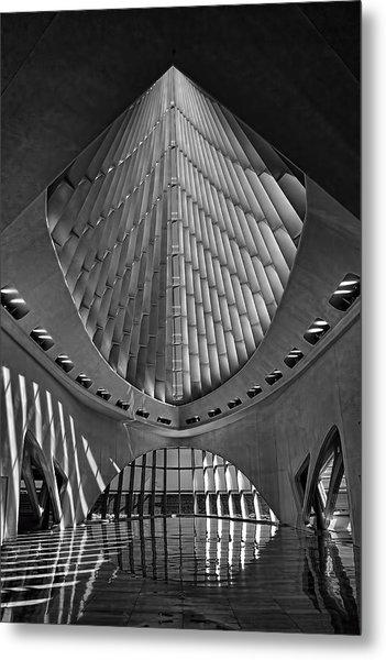 Calatrava 4 Metal Print