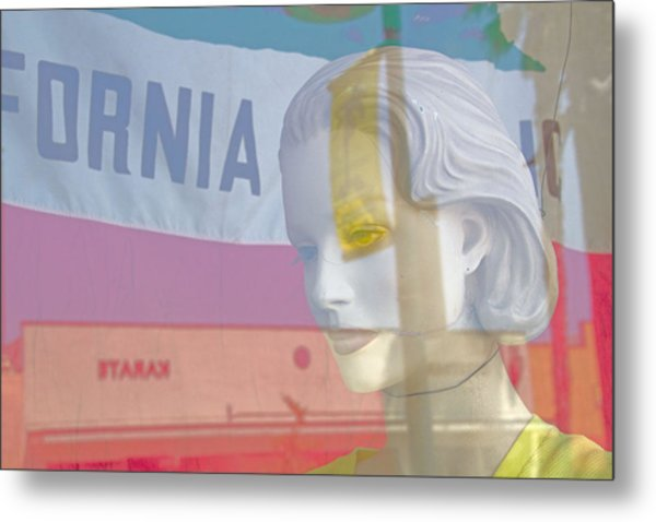 California Dreamer Metal Print