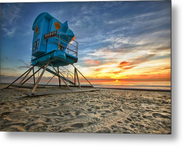 California Dreaming Metal Print