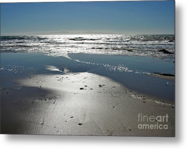 California Sunshine Metal Print