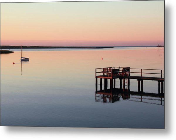 Calm Waters Metal Print