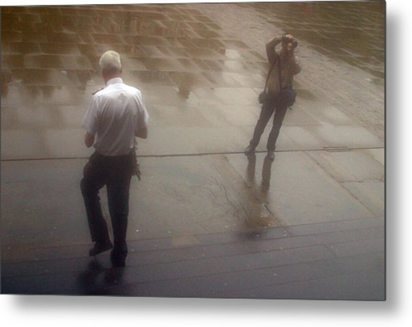 Can Do That Metal Print by Jez C Self