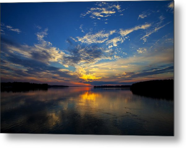 Canada Your's To Discover Metal Print