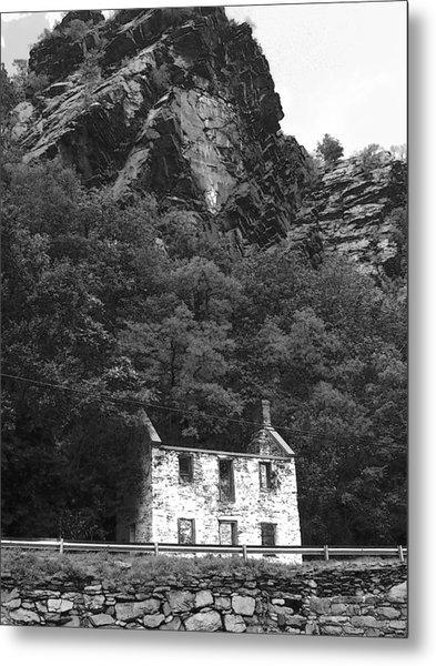 Canal House 33 Metal Print by Michael L Kimble