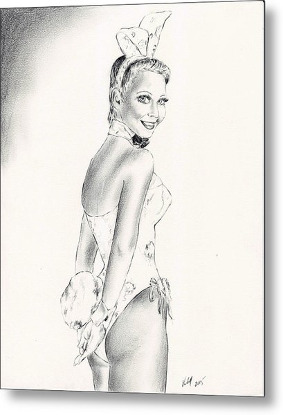 Candace Collins Metal Print