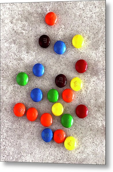 Candy Counter Metal Print