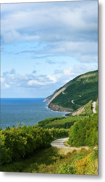 Cape Breton Highlands National Park Metal Print
