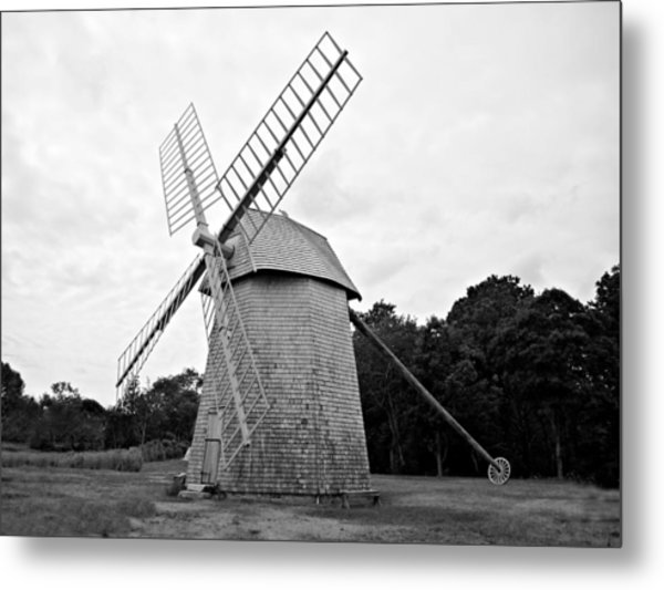 Cape Cod - Old Higgins Farm Windmill Metal Print
