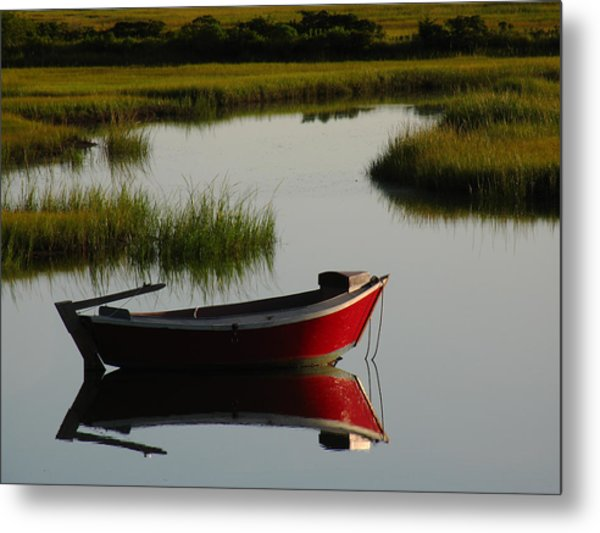 Cape Cod Photography Metal Print