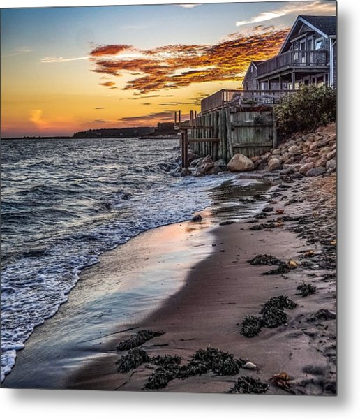 Cape Cod September Metal Print